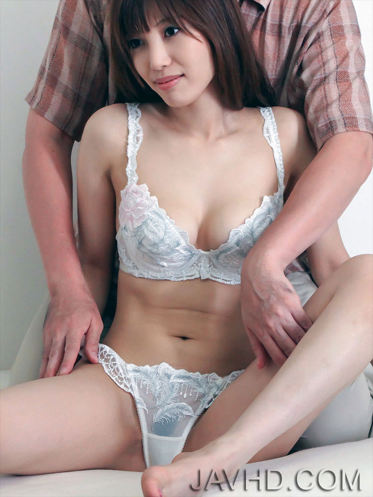 Rion busty is aroused a lot